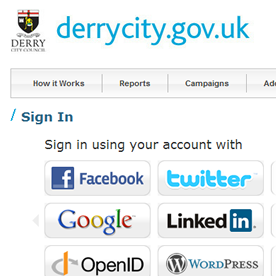 Report It Derry