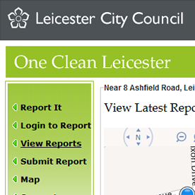 One Clean Leicester